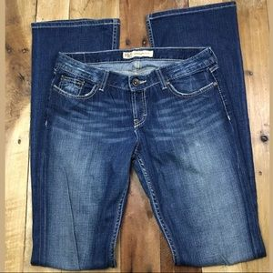 BKE Madison Buckle Jeans Size 30x37.5""